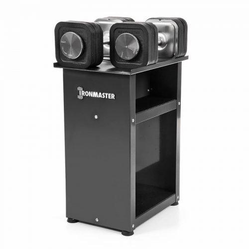 Ironmaster 75lb-dumbbell-set